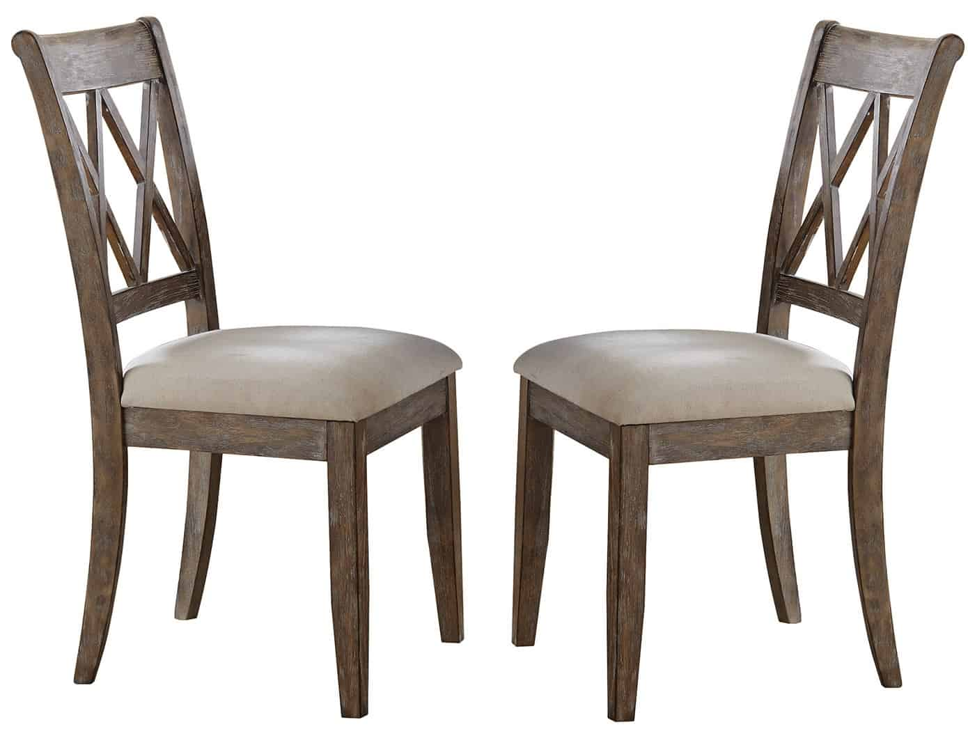 clearmont upholstered dining chair & reviews | joss & main for Decorating With Country Chairs
