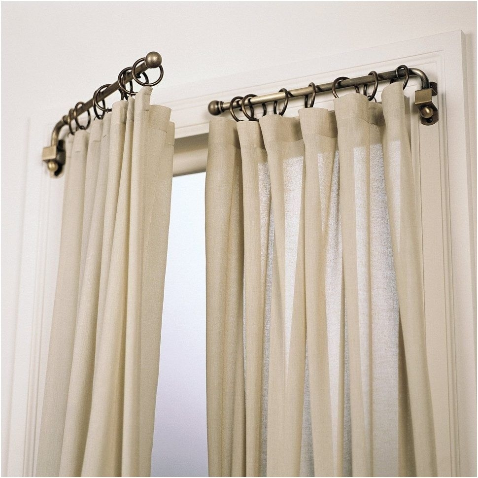 country curtains swing arm rods - home the honoroak | redecorating pertaining to Country Curtain Rods