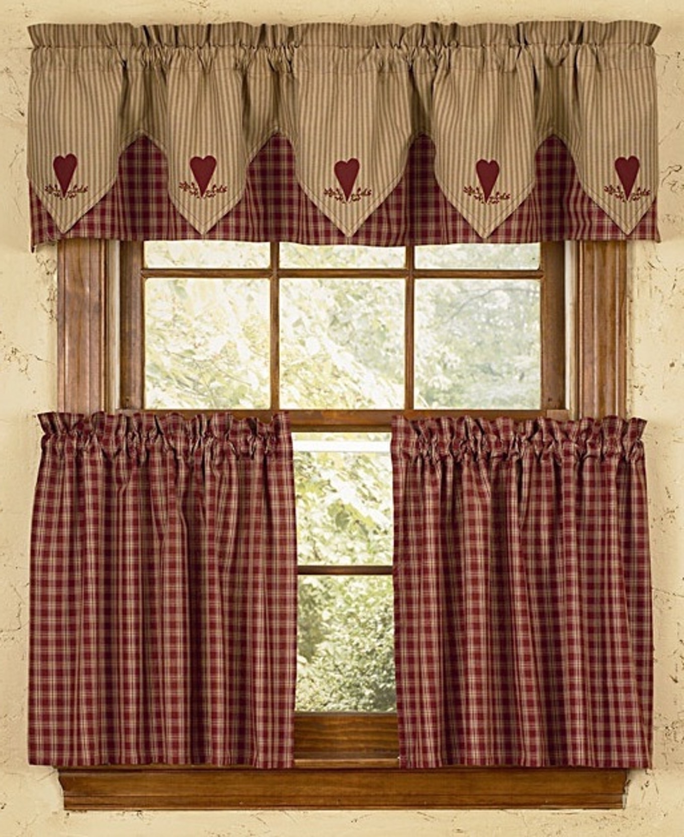 curtains beautiful burlap valance curtains for enchanting window with regard to Beautiful Kitchen Curtains