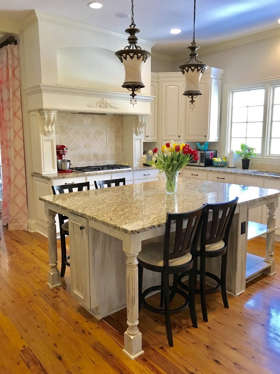 french country kitchen | general finishes design center intended for French Country Kitchen Pictures