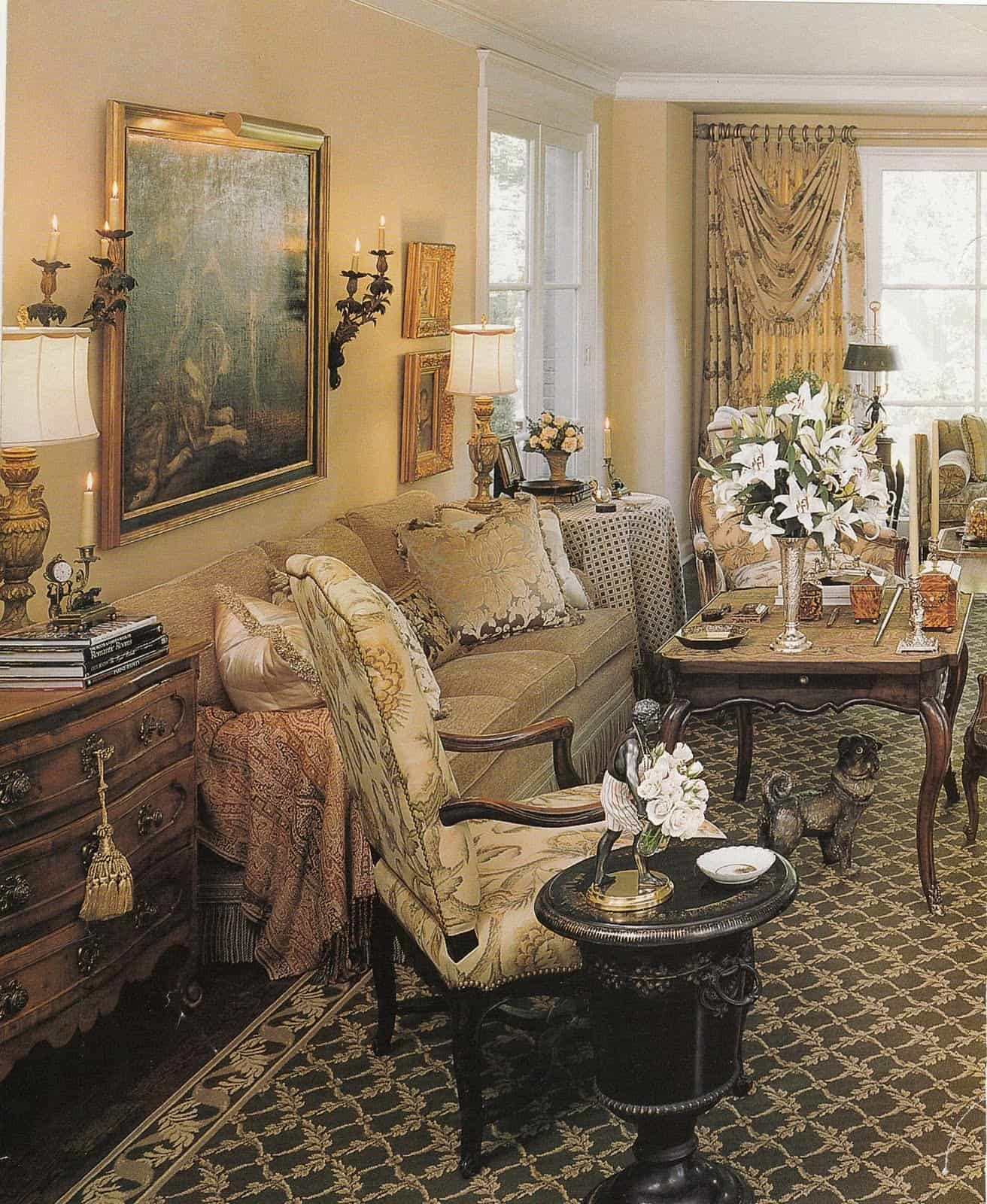 hydrangea hill cottage: french country decorating throughout 5 Elements Of Classic Country Decor