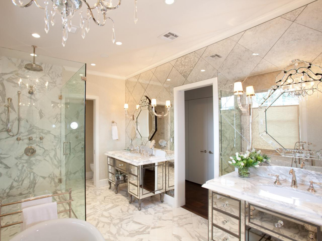 Modern Bathroom Design Ideas: Pictures & Tips From HGTV ...