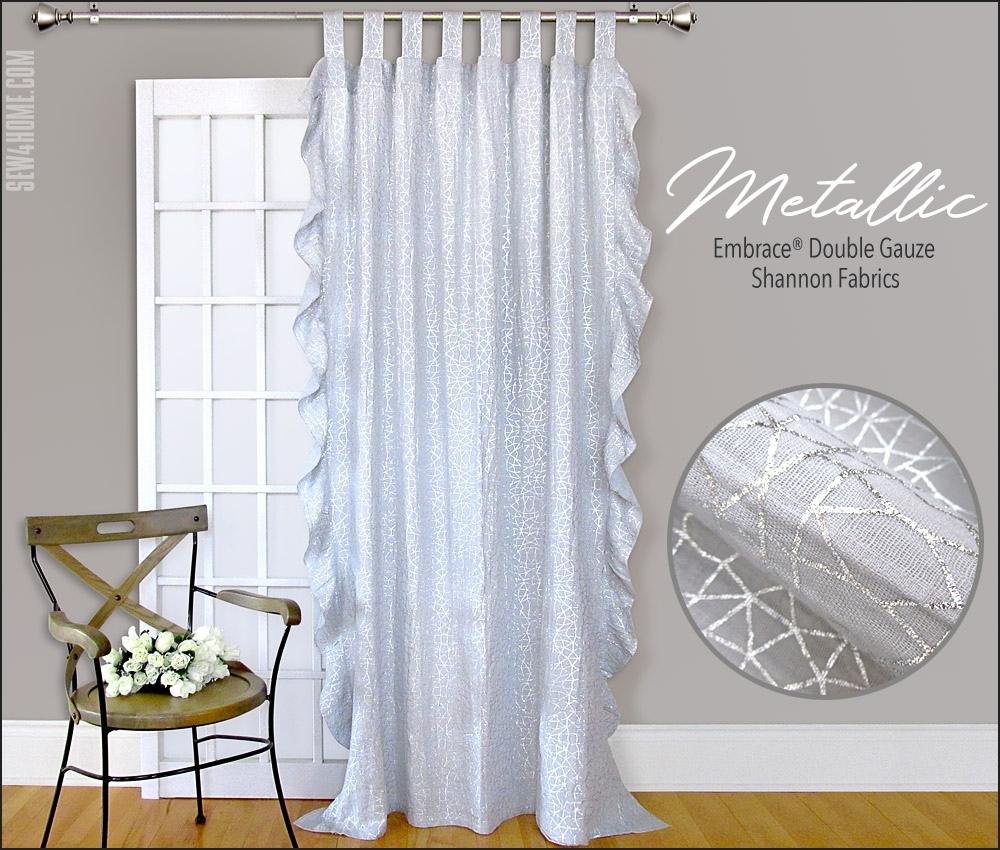 sew4home | transform your space throughout Waverly Classics Curtains