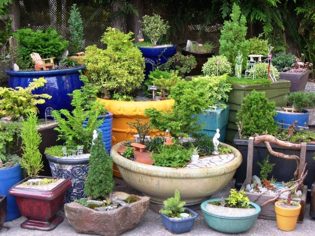 54 garden decorations and accessories, garden decorations and throughout Decorating The Garden