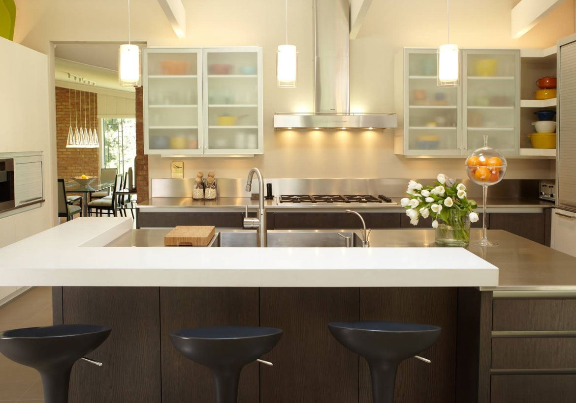 67 desirable kitchen island decor ideas & color schemes | home in Custom Designed Kitchen Islands