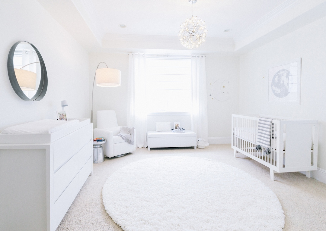 how to choose a rug for the nursery - project nursery pertaining to How To Choose The Appropriate Carpet