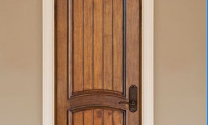 Actual Wooden Doorways