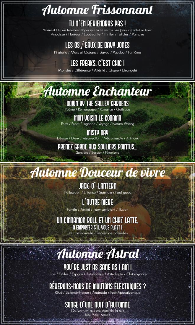 C'est Pas Sorcier Le Cirque : c'est, sorcier, cirque, Pumkin, Autumn, Challenge, Mariasellama