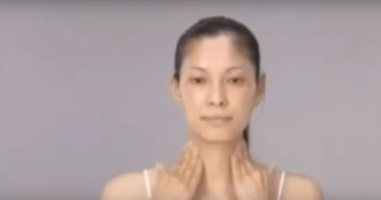 This Japanese Facial Massage Will Make You Look 10 Years Younger