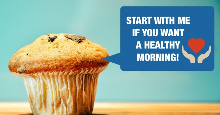 Struggling With Quick Healthy Breakfast Options?Start Your Morning With These 10 Healthy Muffins Ideas!