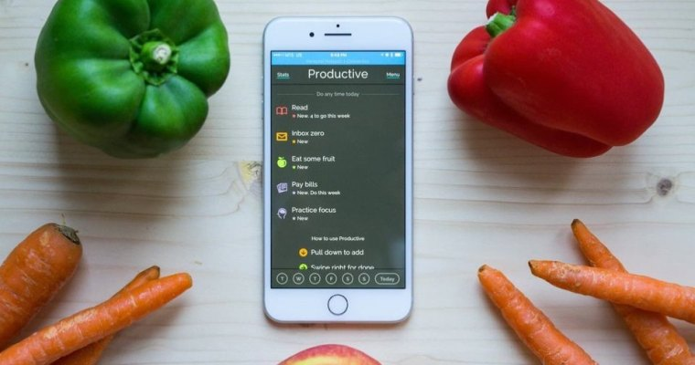 Make Good Habits Stick Easily With Productive—the Habit Tracker