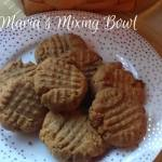Peanut Butter Cookies ~ Low Carb, Sugar Free, Gluten Free