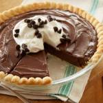 HERSHEY'S Gone to Heaven Chocolate Pie Recipe