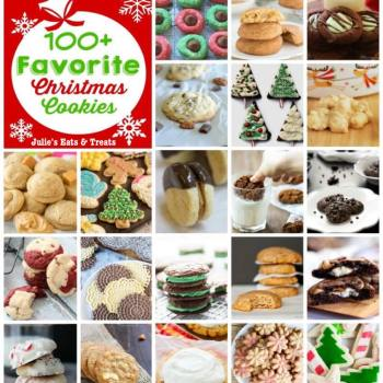 100+ Christmas Cookie Recipes