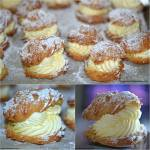 Mom's Famous  Cream Puff Recipe