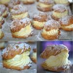 Mom's Famous  Cream Puff Recipe