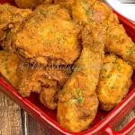 KFC COPYCAT FRIED CHICKEN!!!