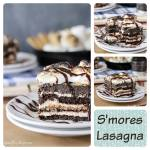 S'mores Icebox Cake