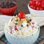 BANANA SPLIT FLUFF SALAD