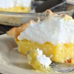 GRANDMAS LEMON MERINGUE PIE