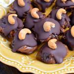 BLUEBERRY CASHEW CLUSTERS