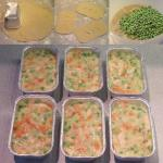 MAKE AHEAD MINI CHICKEN POT PIES