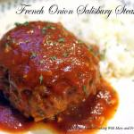 FRENCH ONION SALISBURY STEAKS