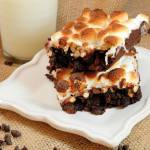 GIMME S'MORE BROWNIES
