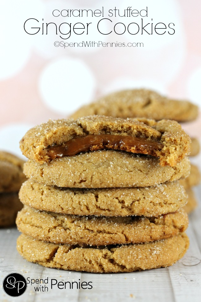 caramel-stuffed-ginger-cookies1