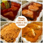 CHEESY SOUTHWEST CHICKEN AND RICE