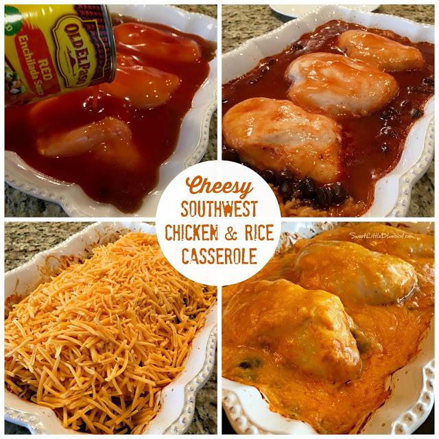 cheesy-southwest-chicken-and-rice-casserole-4