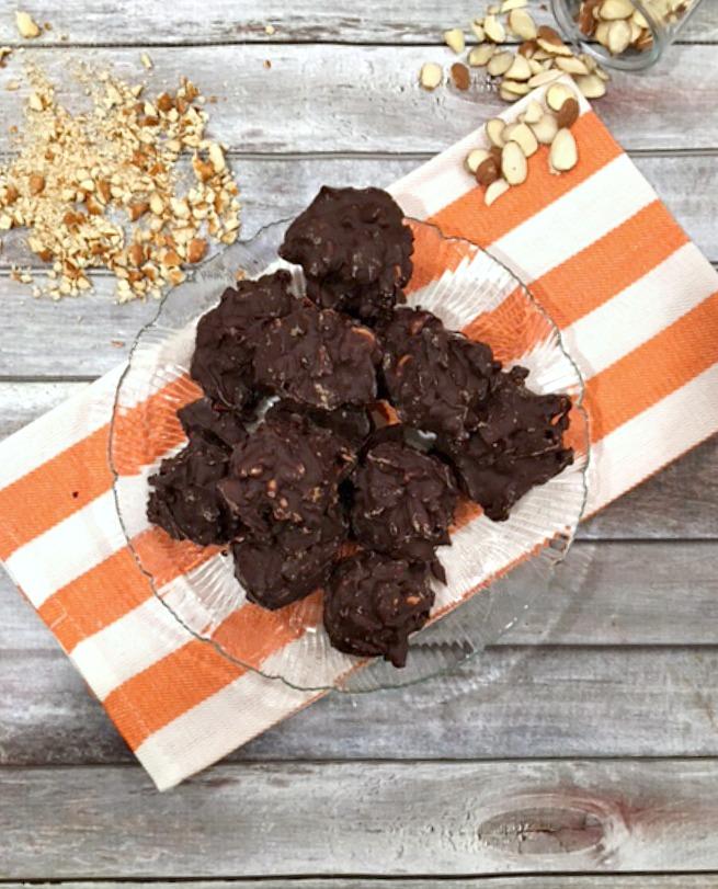 chocolate-almond-pretzel-clusters-video