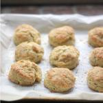 FREEZE AND BAKE BISCUITS