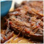 DUTCH OVEN BARBECUE BEEF BRISKET