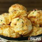 COPYCAT RED LOBSTER CHEDDAR BISCUITS