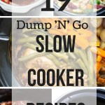19 DUMP AND GO RECIPES