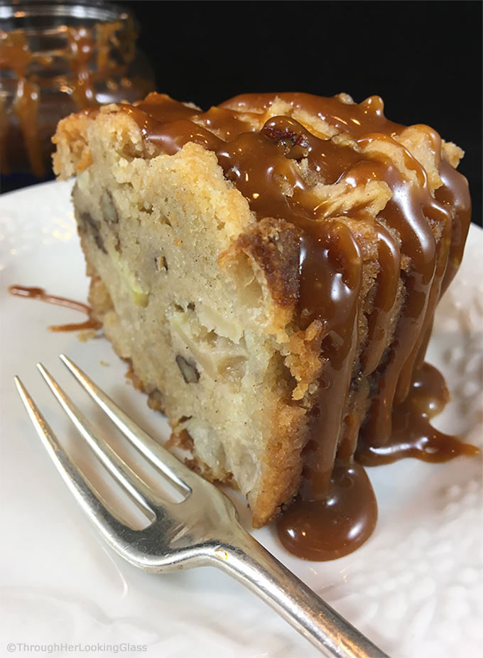 Quick And Easy Apple Cake