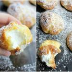 CREAM PUFFS FROM SCRATCH