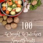 100 WEIGHT WATCHERS SMARTPOINTS  CASSEROLES