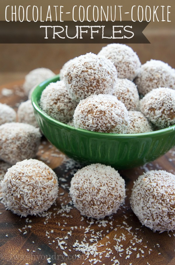 chocolate-coconut-cookie-truffles