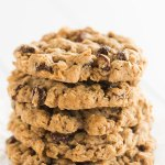 SADELLE'S OATMEAL RAISIN COOKIE