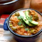 PUERTO RICAN CHICKEN & RICE STEW