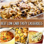 BEST LOW CARB TASTY CASSEROLES