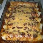 Cheesy Chili Dog Casserole