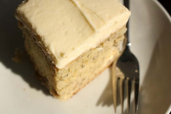 Http Happyhooligans Ca Best Ever Banana Cake With Cream Cheese Icing