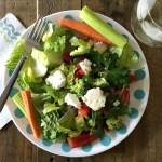 ️ SIMPLE RESTAURANT STYLE GREEK SALAD