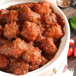 Crock Pot Italian Meatballs and Marinara