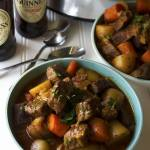 Slow Cooker Guinness Irish Stew