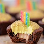 Pot of Gold Cookie Cups
