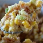 Hot Corn Salad